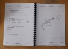 105mm.Field gun.L118. General instructions and index.No.s 1 to 47.